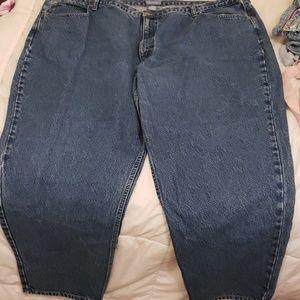 Plus Size Vintage Mom Jeans